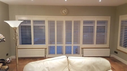Shutters in Dundalk