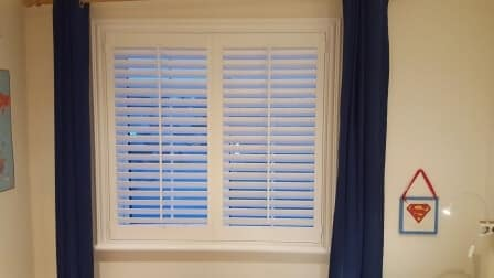 Shutters Fitted in Leixlip