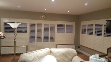 Stunning Shutters fitted in Dundalk Co Louth