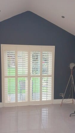 French Door Shutters fitted in Knocklyon, Templeogue.
