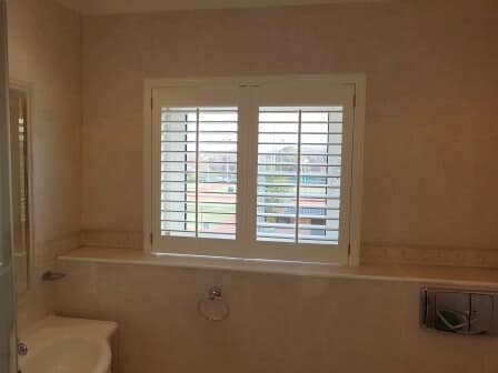 Shutters in Templeogue