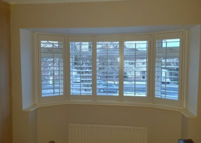 Bay Window Shutters Crumlin