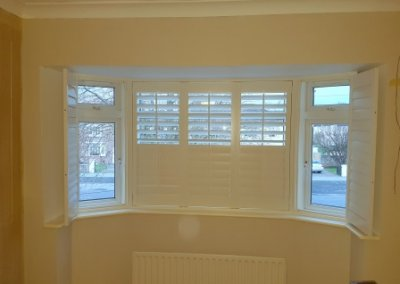 Multifunctioning Shutters in Crumlin