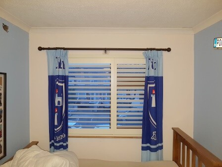 Shutters fitted in Coolock