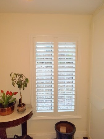 Plantation Blinds fitted in the Naul