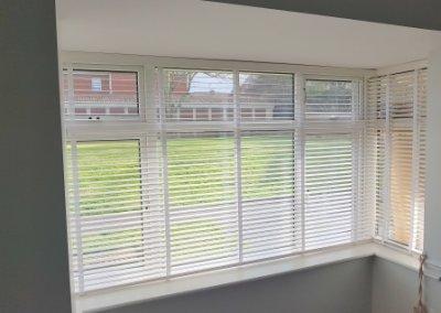 Bay Window Blinds Balbriggan