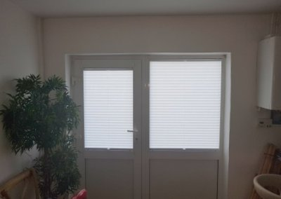Pleated Window Blinds Tallaght
