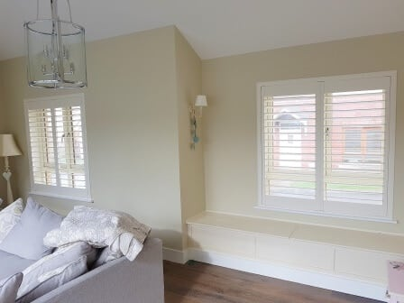 Shutters in Rathfarnham
