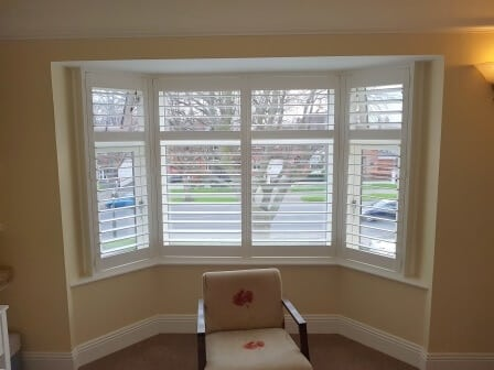 Shutters installed in Griffith Ave Dublin 9