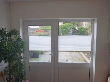 Pleated Blinds in Tallaght
