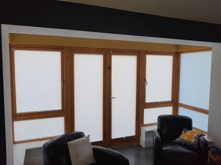 French Door Blinds in Ratoath, Meath