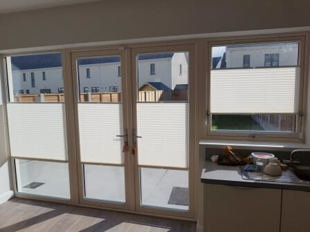 Multifunctioning Blinds fitted in Balgriffin
