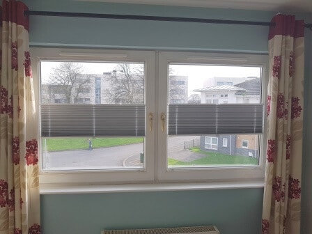 Multifunction Pleated Blinds Santry