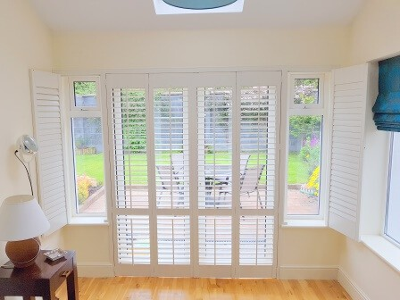 Shutters in Meath
