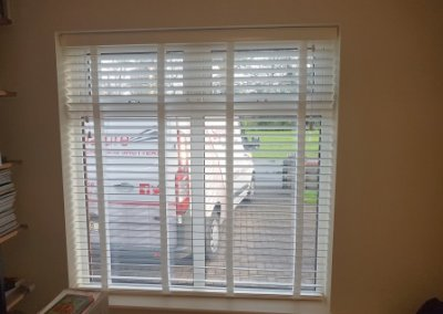 Wood Blinds with Tapes in Maynooth
