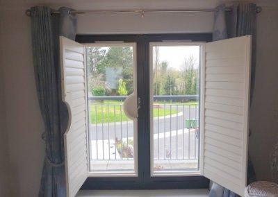 wooden shutters Celbridge