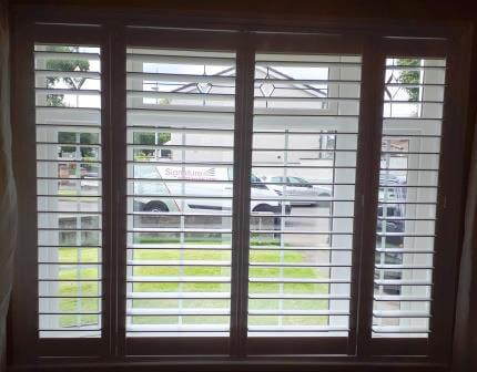 Shutters in Ballymun