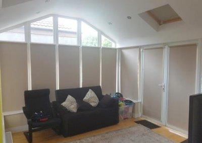 sunroom roller blinds Artane