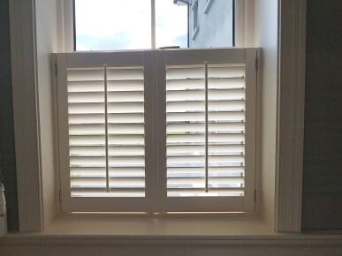 Cafe style shutters Meath