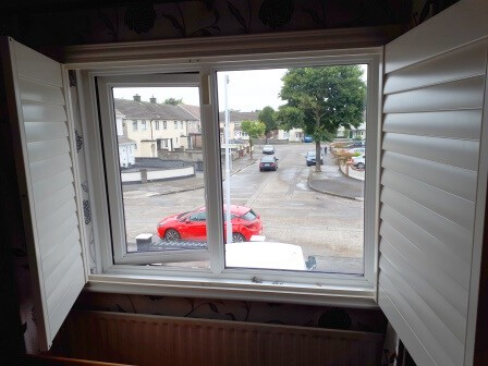 89mm Wooden Shutter Kilbarrack