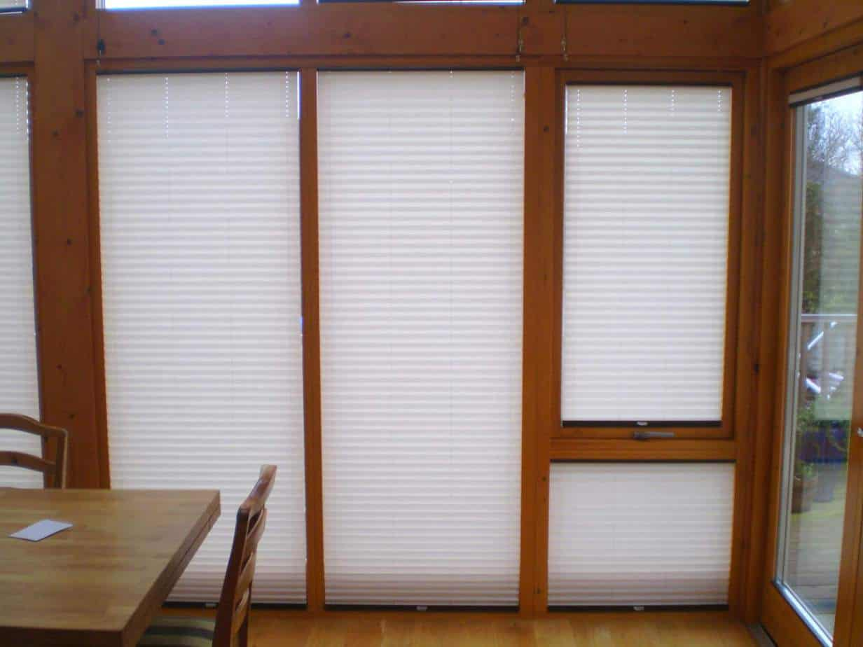 door fabric watch bifold youtube blinds blind electric