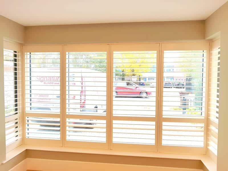 Shutters and Pleated Blinds in Castleknock