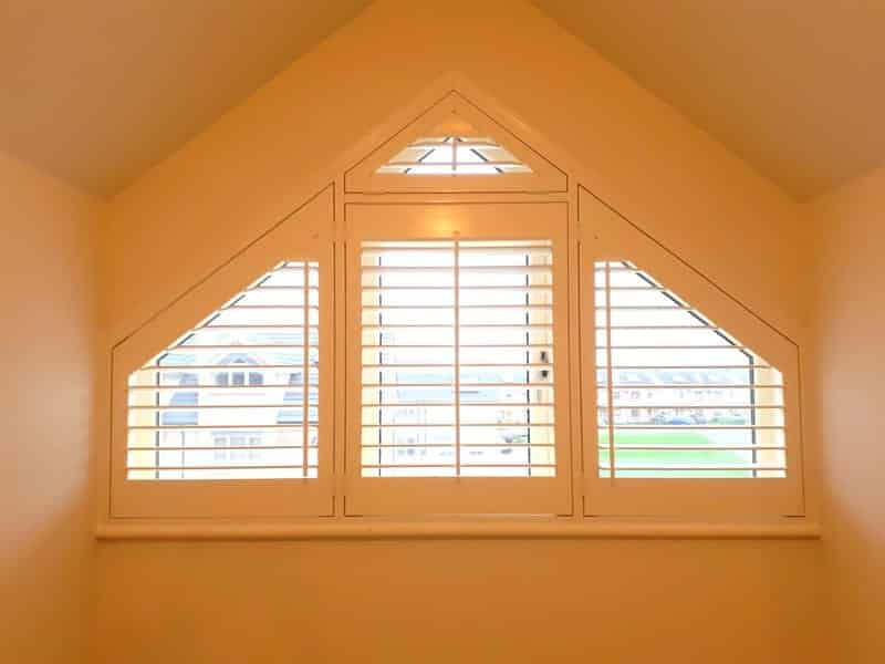 Shaped Shutters in Kildare