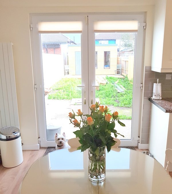 Varisheer and Pleated blinds in Kimmage