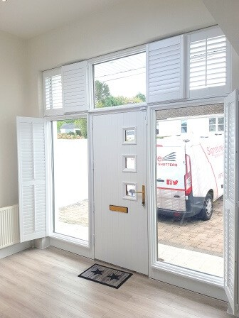 Quality Shutters in Dundrum, Dublin South