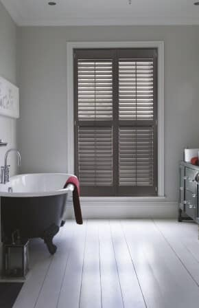 Bathroom Shutters
