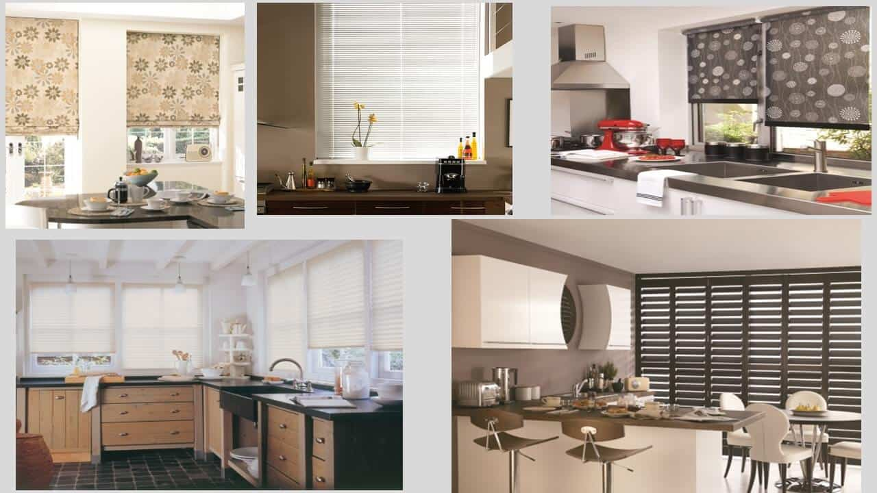 blinds roller electric patterned roman kitchens kitchen genesis for recommended ext white