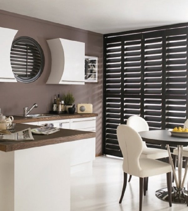 Kitchen Blinds and Shutters