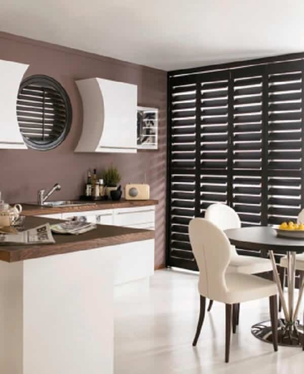 Kitchen Blinds And Shutters By Signature Blinds And Shutters