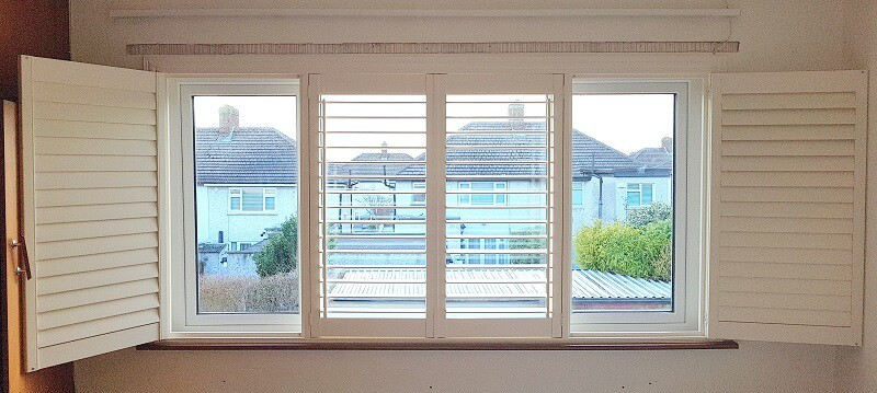 Shutters in Beaumont