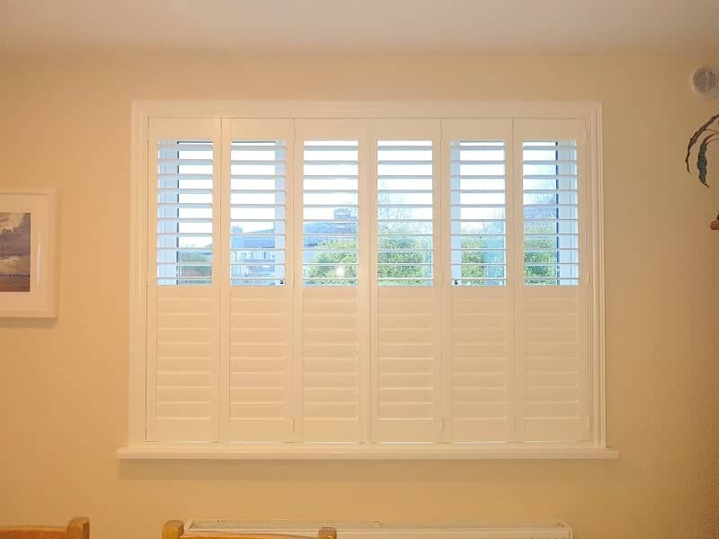 Shutters fitted in Perrystown
