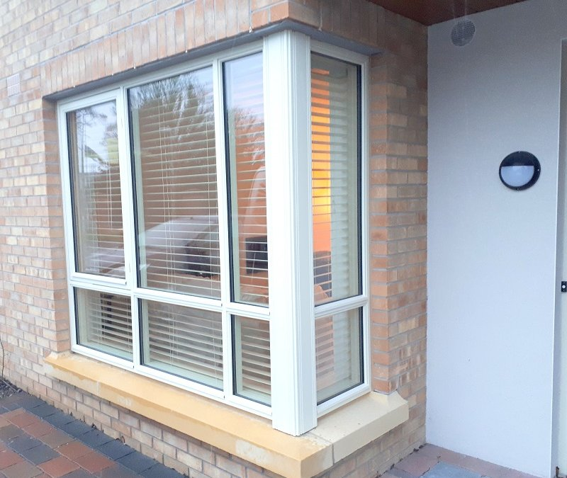 Pleated and Venetian blinds installed in Celbridge