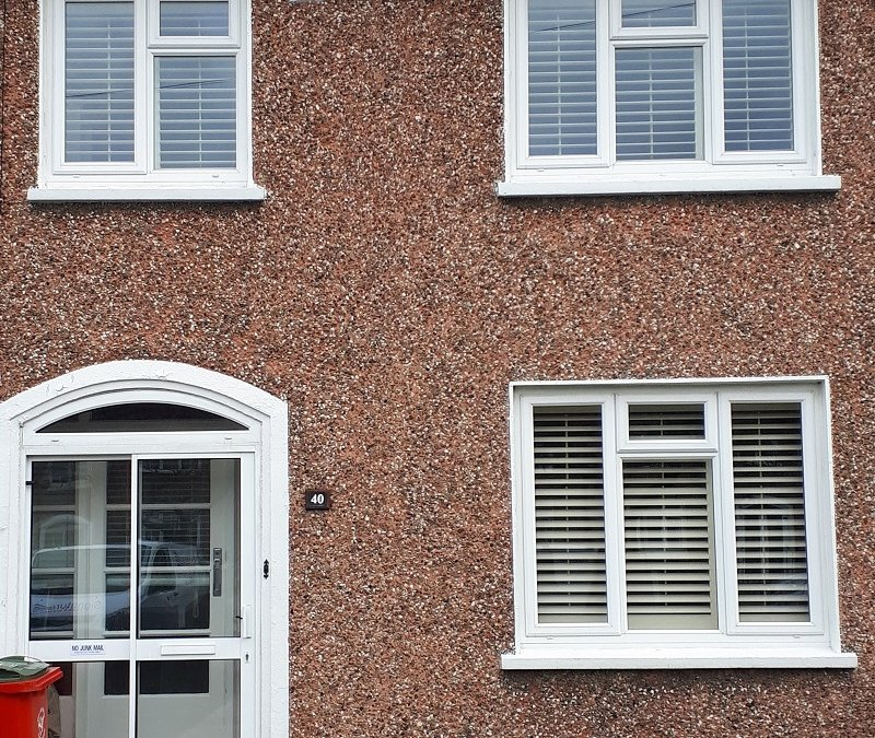 Plantation Shutters fitted in Ashtown
