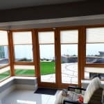 Pleated Blinds installed in Carpenterstown, Dublin 15