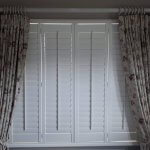 White Plantation Shutters Installed in Greenfield, Co Kildare