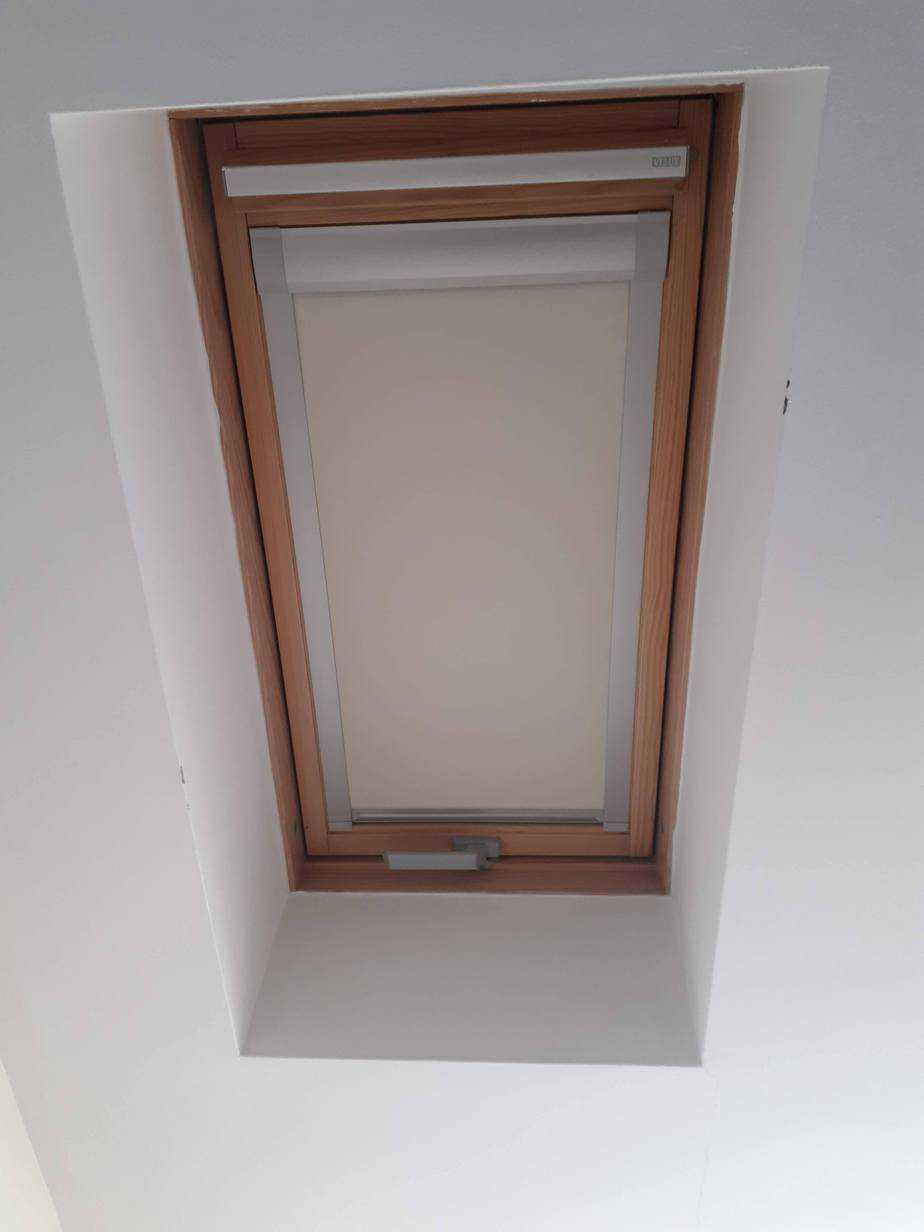 Rollers Pleated And Velux Blinds Fitted In Ratoath Co Meath