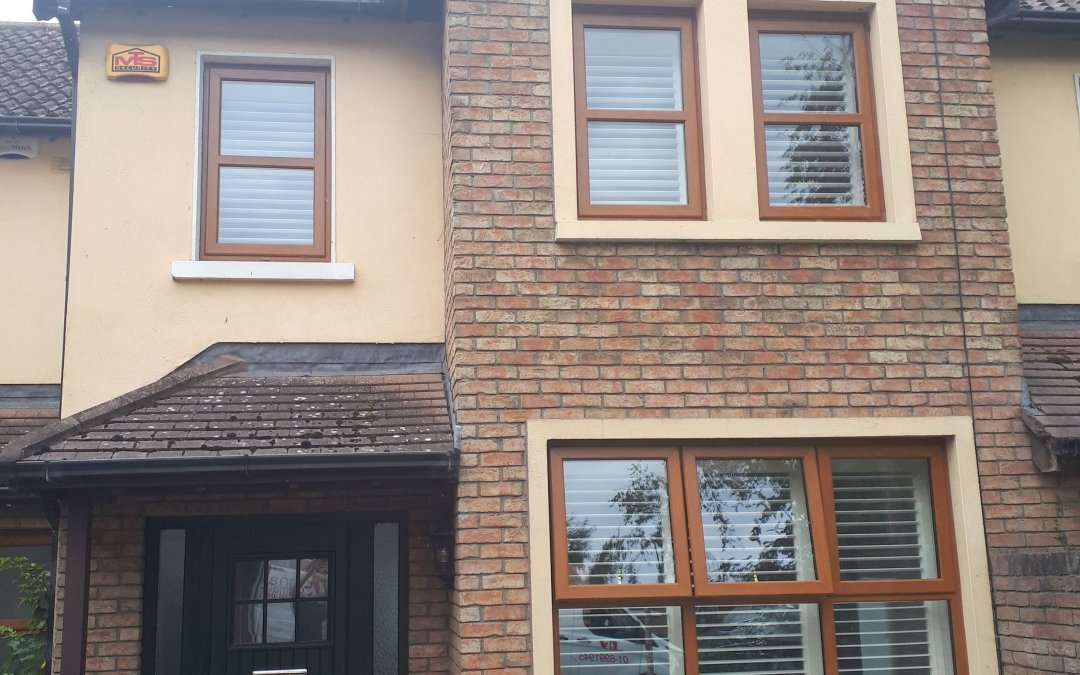 Plantation Shutters Installed in Ratoath, County Meath