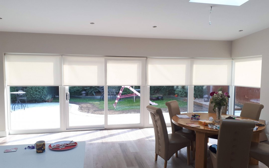 Rollers,pleated and velux blinds fitted in Ratoath, Co Meath
