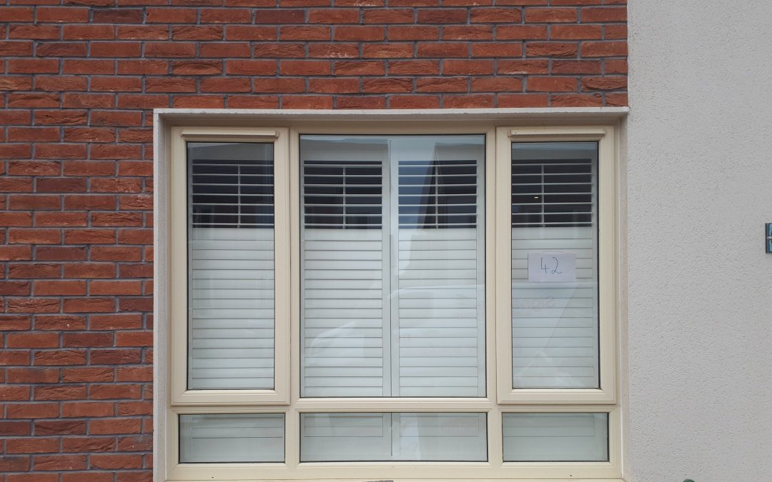 Shutters and Blinds fitted in Hansfield, Dublin 15.