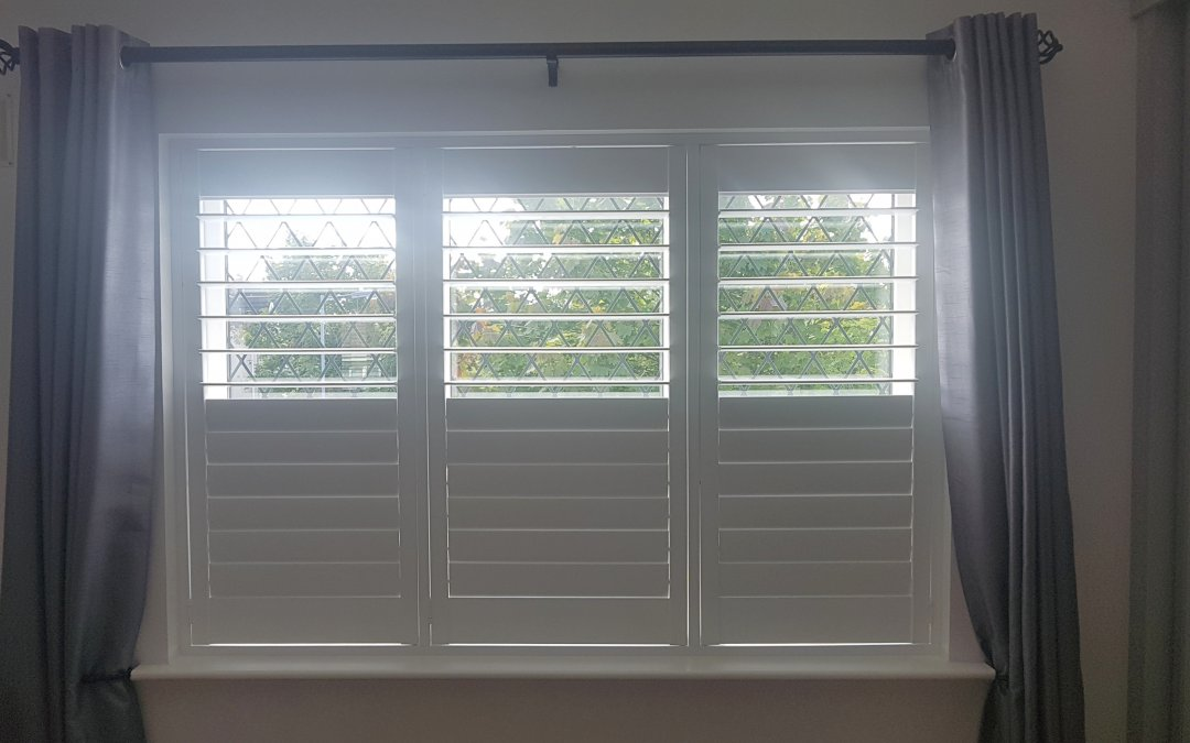 Shutters installed in Ratoath, County Meath.