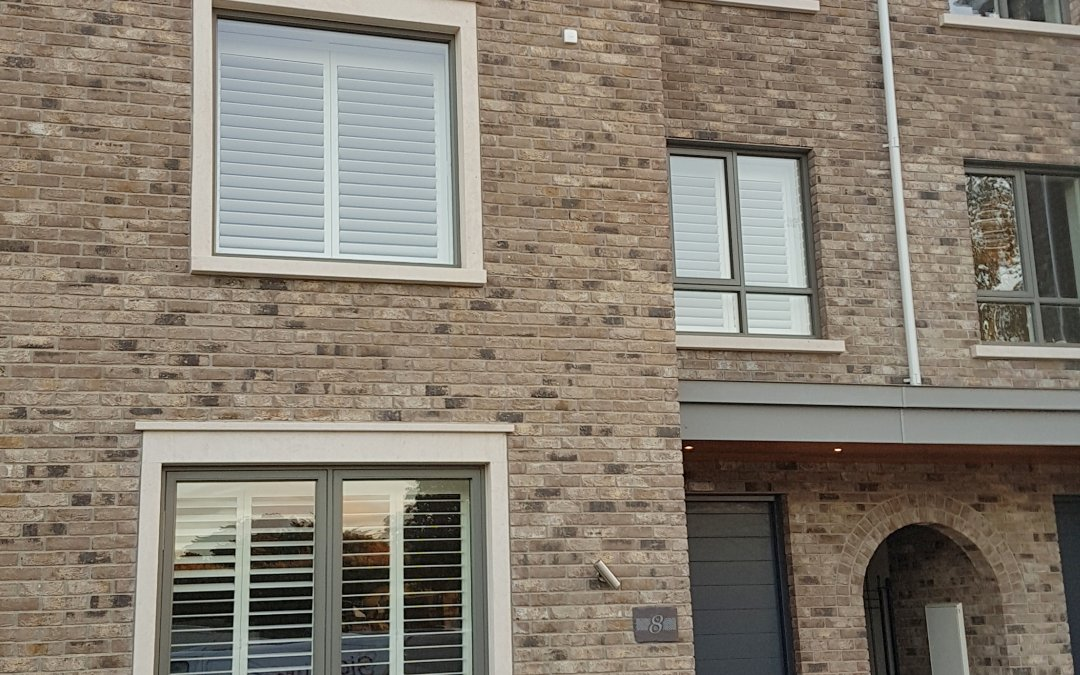 Shutters and Screen Rollers installed in Drumcondra, Dublin 9.