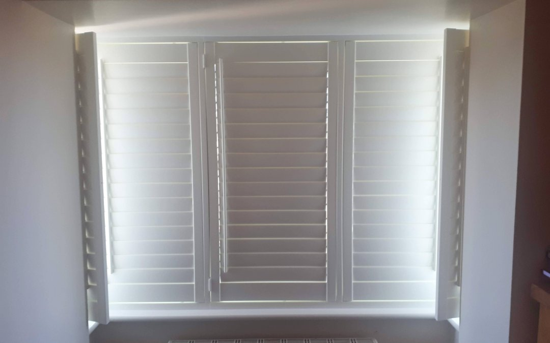 Plantation Shutters installed in Graiguecullen, Carlow.