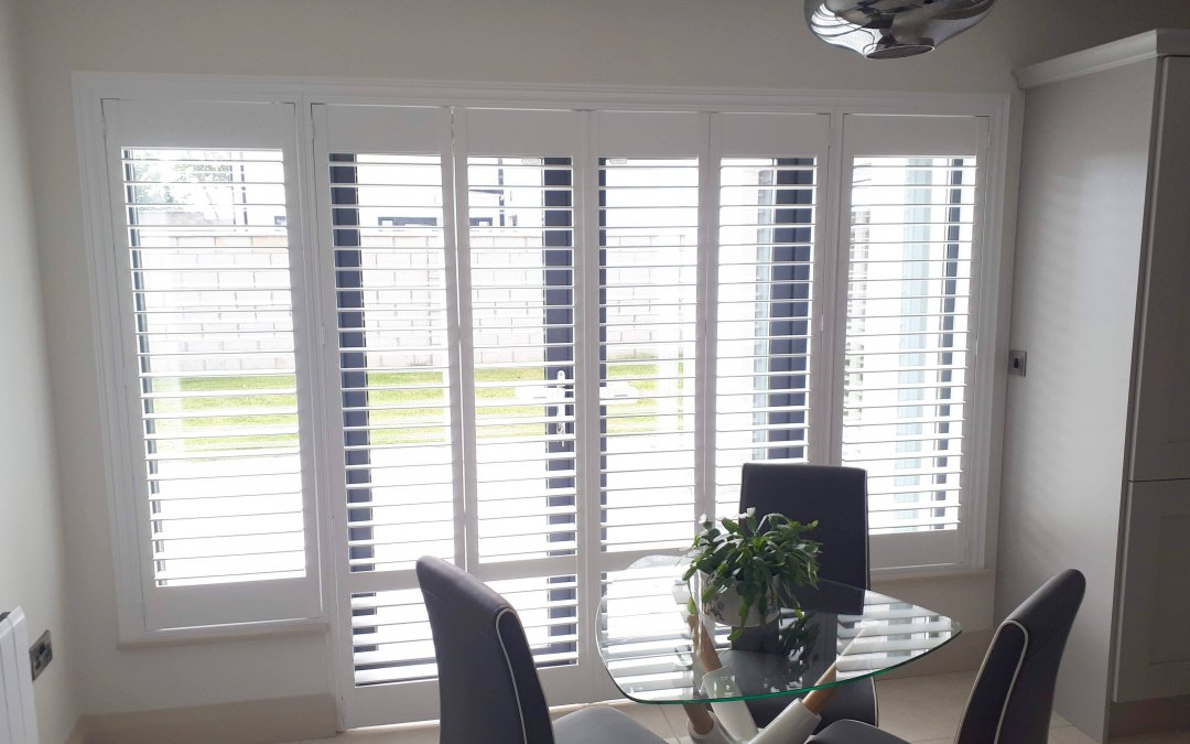 Plantation Shutters Installed in Dungarvan, Waterford