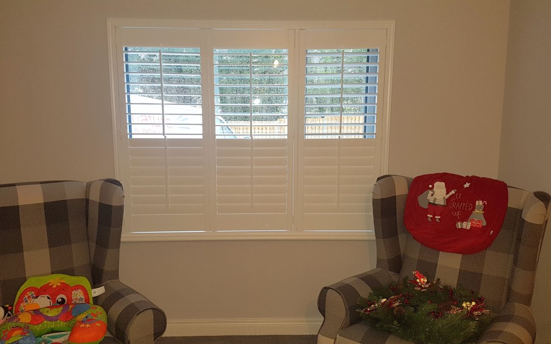Plantation Shutters fitted in Wicklow