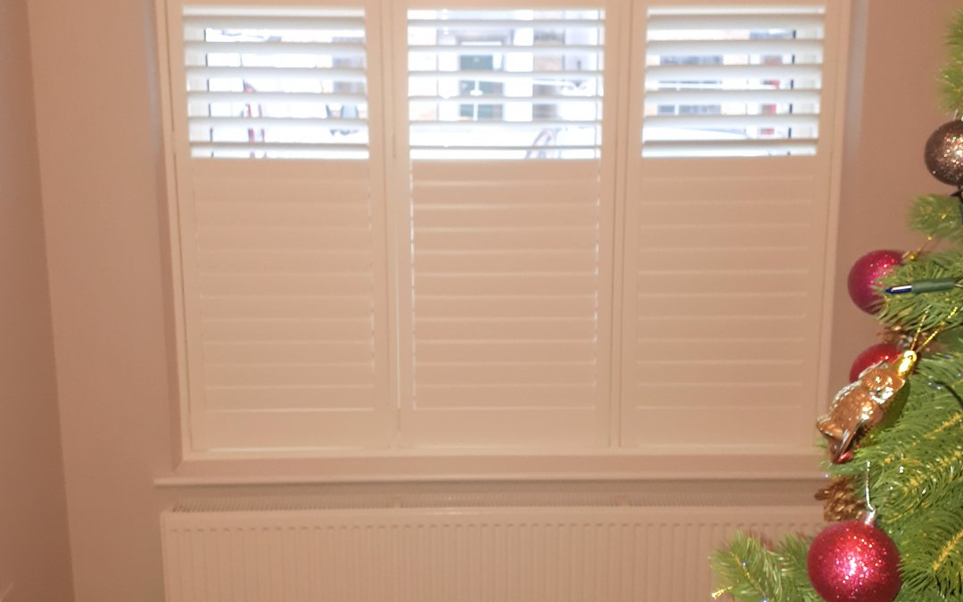 Plantation Shutters fitted in Greystones, Wicklow