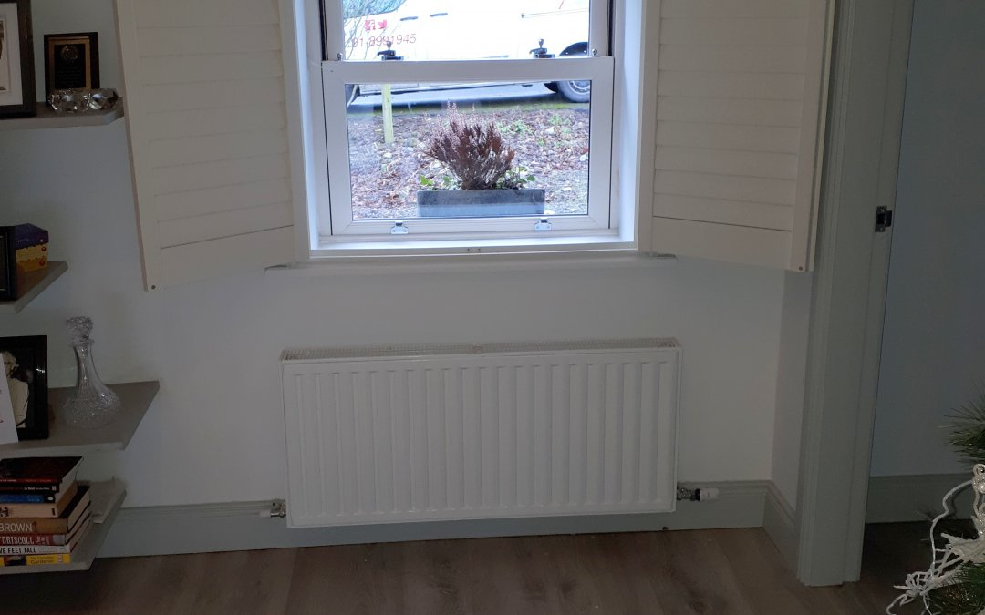 Plantation Shutters installed in Garristown, Co Meath